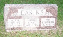 Kenneth M. Dakins