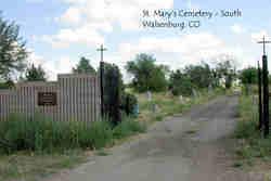 Saint Marys South Cemetery