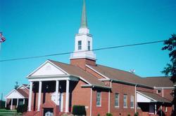 Race Path Baptist Church Cemetery