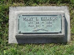 Mary Eliason