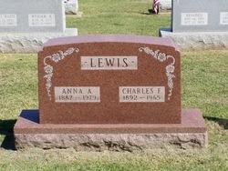 Anna A <I>Remy</I> Lewis