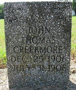 John Thomas Creekmore