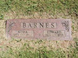 """Ophelia Flenora """"Nora"""" <I>Hammons</I> Barnes"""