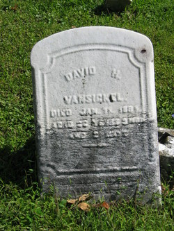 David H VanSickel