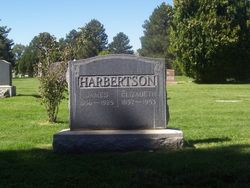Elizabeth <I>Taylor</I> Harbertson