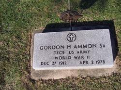 Gordon H. Ammon, Sr