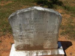 Mary Delphia Myers