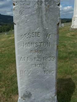 "Elizabeth Moore ""Bessie"" Houston"
