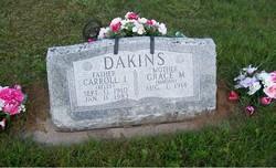 "Carroll I. ""Kelly"" Dakins"