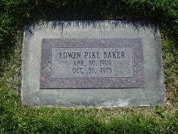 Edwin Pike Baker