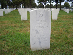 Arthur Joseph Demarais