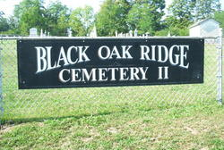 Black Oak Ridge Cemetery II