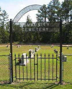 Little Rock Community Cemetery