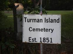 Turman Island Cemetery