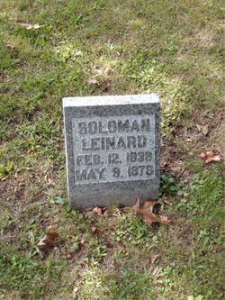 Solomon Leinard