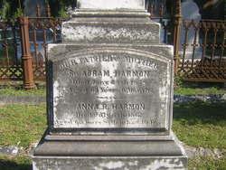 Rev Abram Harmon