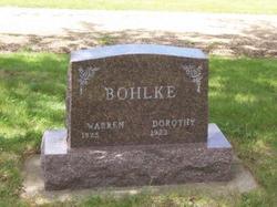 Dorothy Minnie <I>Kunz</I> Bohlke