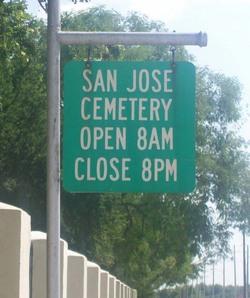 San Jose Catholic Cemetery
