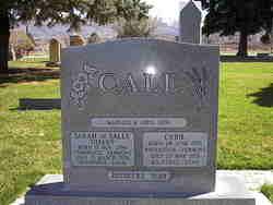 """Sarah """"Sally"""" <I>Tiffany</I> Call"""