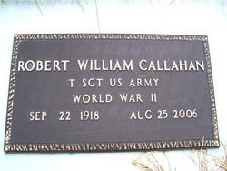Robert William Callahan