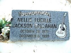 Nellie Lucille <I>Jackson</I> Callahan