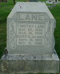 Timothy Lane