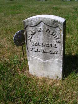 Pvt John Wesley Fisher