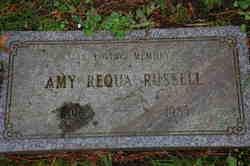 Amy Herrick <I>Requa</I> Russell