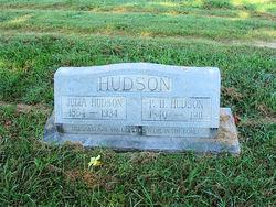 "Patrick Henry ""Dobe"" Hudson"