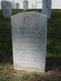 William Lawrence Adamson