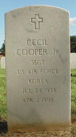 Cecil Cooper, Jr