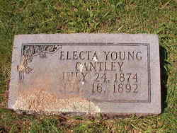 Electa Young Cantley