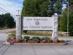 New Hampshire State Veterans Cemetery