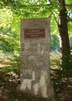 Saint Michaels Ukrainian Catholic Church Cemetery