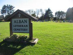 Alban Lutheran Church Cemetery