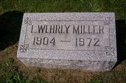 L. <I>Wehrly</I> Miller
