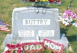 "Mary Virginia ""Gin"" <I>McMahan</I> Buttry"