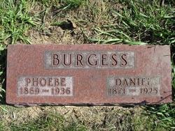 Daniel Edwin Burgess