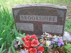 Rev Coy A. Brookshire