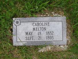 Caroline Melton