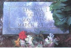 Lucinda Lenore <I>Oliver</I> Oliver