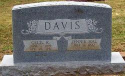 Cecil Rhoads Davis