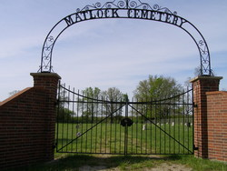 Matlock Cemetery (North Dillon Twp)