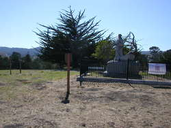 Alexis Nino Burial Site