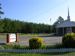 Flatwoods Baptist Church Cemetery