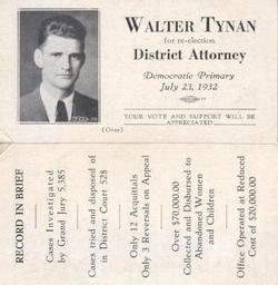 "Edward Walter ""Walter"" Tynan, II"