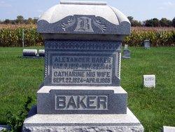 Catharine <I>Eckert</I> Baker