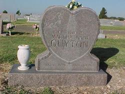 Martha Anne Guyton