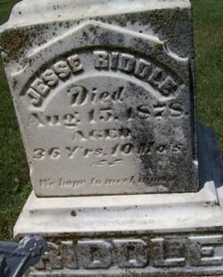 Jesse Riddle