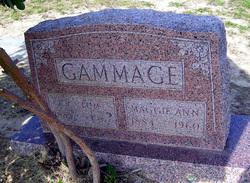 "Christopher Columbus ""Lum"" Gammage"